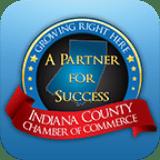 Indiana county chamber logo