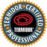 Termidor certified professional badge