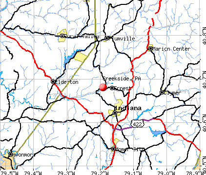 Creekside, PA 15732